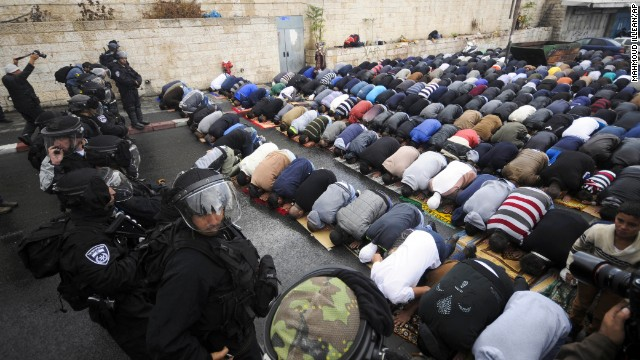Israel partially reopens access to holy site...