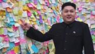 See 'Kim Jong Un' at protests