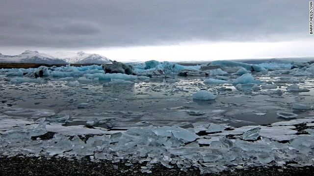 Jokulsarlon is formed from meltwater from the nearby Breidamerkurjokull glacier. It's possible to take amphibious <a href='http://icelagoon.is/' target='_blank'>boat tours of the lake</a> throughout most of the year.