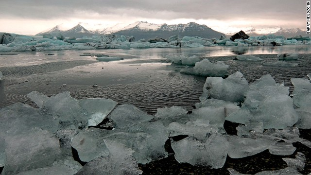 """Jokulsarlon has starred in two """"Bond"""" movies as well as """"Tomb Raider"""" and """"Batman Begins."""""""
