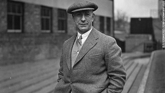 Frank Buckley, who played for both Manchester City and Manchester United, was injured by a grenade during the War. He would go on to manage Blackpool, Wolverhampton Wanderers and Leeds United.