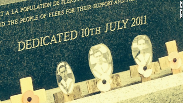 Clapton Orient, now known as Leyton Orient, unveiled a memorial to McFadden, Jonas and Scott at Flers in northern France in 2011.