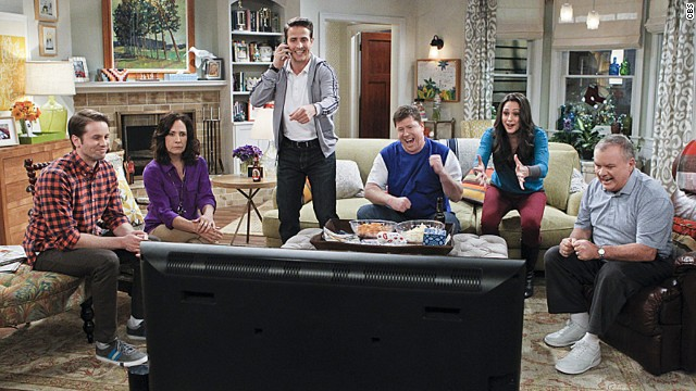 "<strong>Jury's still out: </strong>CBS's ""The McCarthys"" had a disappointing debut on October 30 with a premiere viewership of 8 million. That number is nothing to sneeze at, but it's not pretty when compared with the usually sizable ratings CBS comedies receive. CBS isn't giving up yet; the network has ordered two additional episodes."
