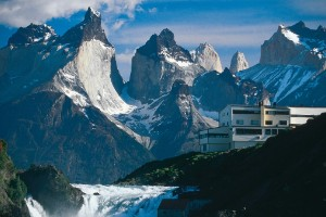 Chile = aire de la Patagonia