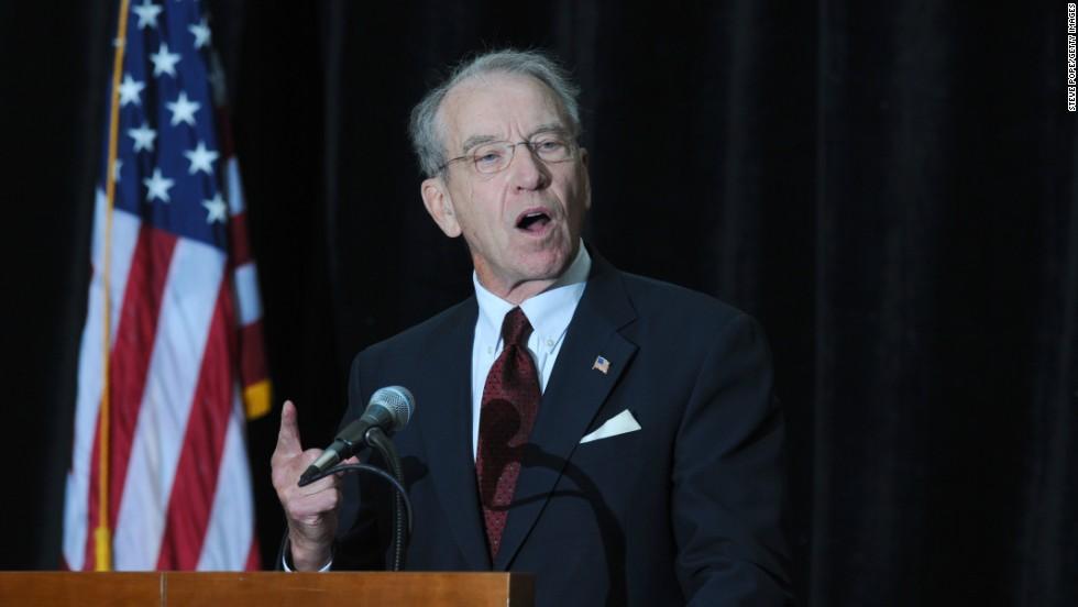 Senador Chuck Grassley