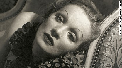 Unseen photos of Garbo, Astaire, Dietrich and others
