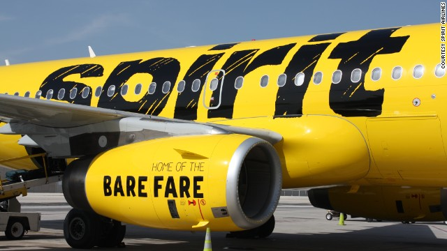 The results of a Spirit Airlines survey filled out by almost 30,000 people? It's not just Spirit, fliers hate other airlines, too!