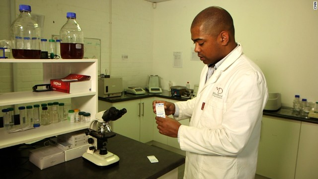 "At 30 years old, the South African scientist has successfully created several innovative solutions to local problems through his company Medical Diagnostics. For the malaria self-test kits, Uys is proud to have created something cheap and affordable for the public. ""For me, it is very satisfying to know that a farm worker in a rural area doesn't have to worry about going to a doctor. Our product can be used at the point of care,"" he says."
