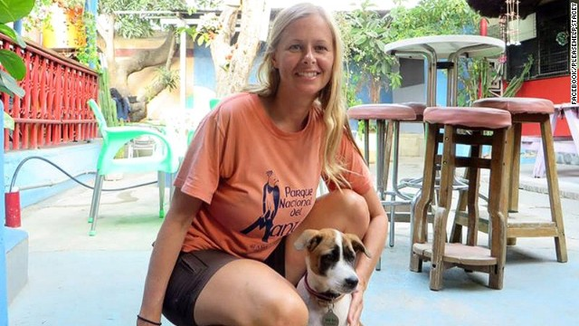 American Stacey Addison was arrested September 5 while traveling solo in East Timor.