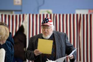 Las elecciones intermedias en fotos