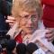 'Lupita', la votante de 102 años