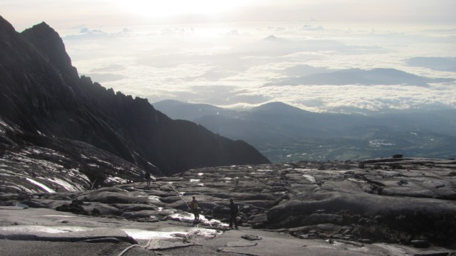 Malaysia's <a href='http://ireport.cnn.com/docs/DOC-1158703'>Mount Kinabalu</a> lies within the confines of Kinabalu Park. The region's indigenous Kadazan and Dusun tribes believe <a href='http://www.mountkinabalu.com/mt-kinabalu/mt-kinabalu-introduction' target='_blank'>spirits dwell </a>on top of its peak.