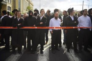 Embestida a peatones en Jerusalén