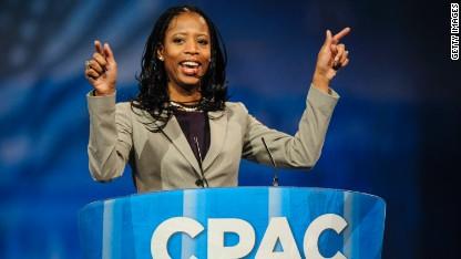 GOP hopes new class of black Republicans signals trend