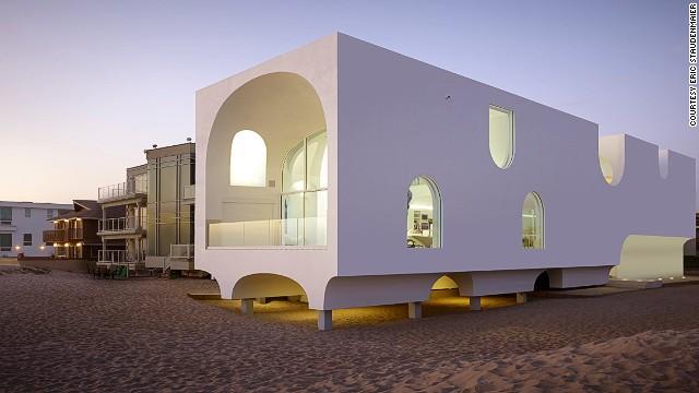 Vault House in Oxnard, California.