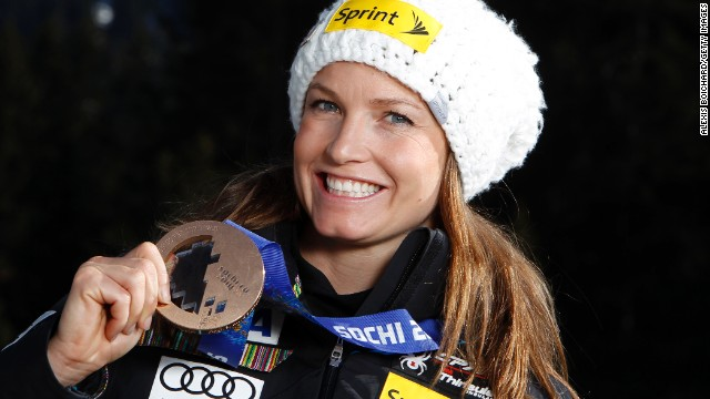 2006 Olympic gold medalist Mancuso is delighted that the exploits of the U.S. women's ski team has raised the profile of the sport in the United States.
