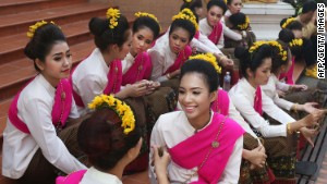 The monarchy, military and Buddhism
