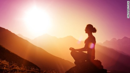Learn to live with it: Becoming stress-free