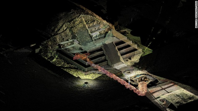 Hallazgo histórico en Teotihuacán