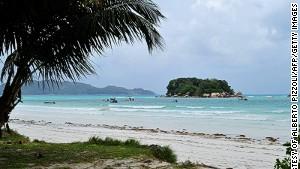 Seychelles seeks beach-goers
