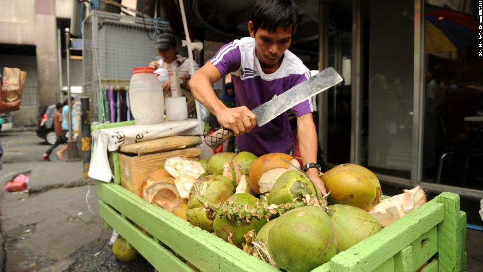 Filipinas = cocos