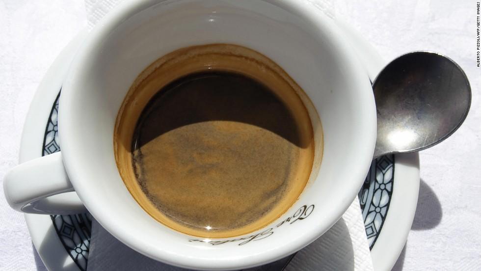 Italia = espresso