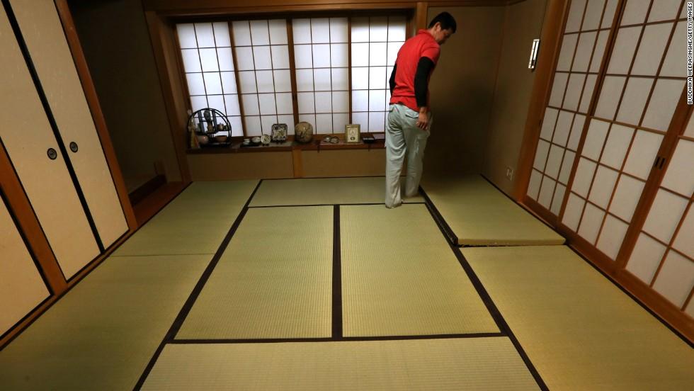 Japón = Tatami