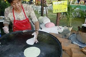 México = tortillas calientes