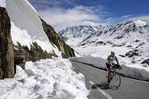 Suiza = nieve fresca