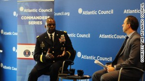 Army Gen. Lloyd Austin speaks with CNN\'s Jake Tapper.