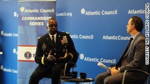 Army Gen. Lloyd Austin speaks with CNN\'s Jake Tapper.