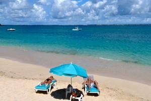 Caribe = playa
