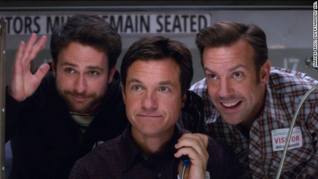 "Charlie Day, Jason Bateman and Jason Sudeikis will reunite on November 26 for a second installment of ""Horrible Bosses."""