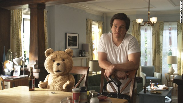 The raunchy and lovable teddy bear that Mark Wahlberg and Seth MacFarlane introduced us to in 2012 is back for a second time in June 2015.