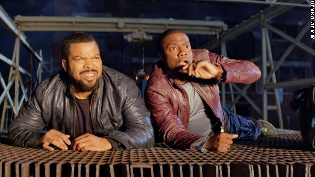 "The comedy of Ice Cube and Kevin Hart is a beautiful thing to watch, and we'll get a second dose of their buddy humor in January 2016's ""Ride Along 2."" That month will also see the release of the animated sequel, ""The Nut Job 2."""