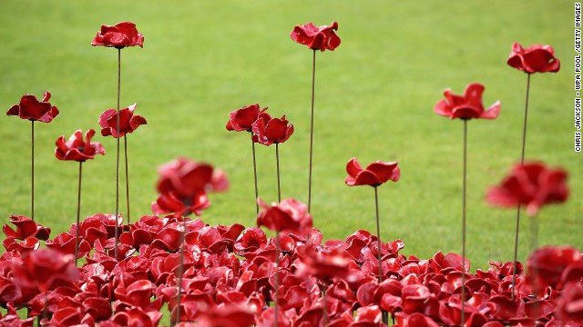 To mark the final addition, a lone bugler will play the Last Post, and two minutes' silence will be observed.