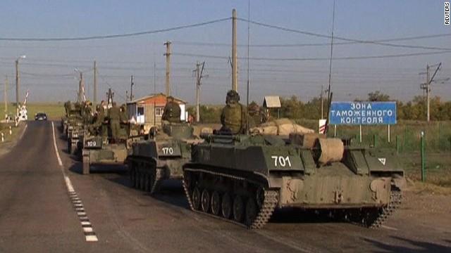 La tregua en Ucrania colapsa y la OTAN asegura que Rusia envía tropas