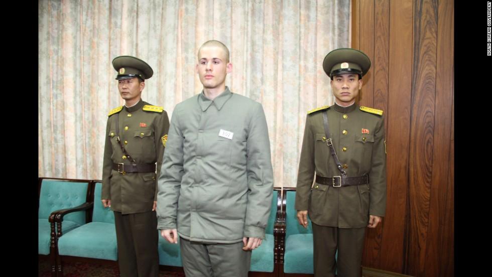 Estadounidenses liberados por Corea del Norte