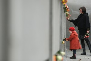25 años de la caída del Muro de Berlín