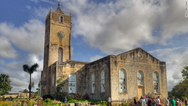 Jamaica has more churches per capita than any other country.