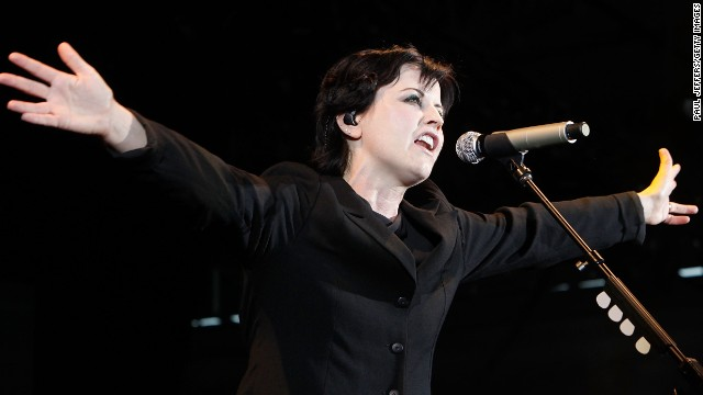 Cranberries singer Dolores O'Riordan found herself lingering inside a jail cell after she was arrested for an alleged air rage incident.