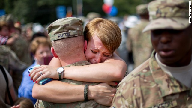 emotional stress on military families I am the daughter of a military man my father served his country for 34 years and fought in three wars our family moved 26 times, over three continents i know firsthand the emotional stress experienced by military families because i lived with it but although i often heard my parents argue about.
