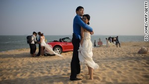 China's zaniest marriage proposals
