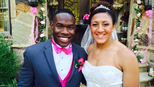 Elana Meyers Taylor and Nic Taylor were married in April 2014 after a three-year relationship shaped by the world of bobsled.