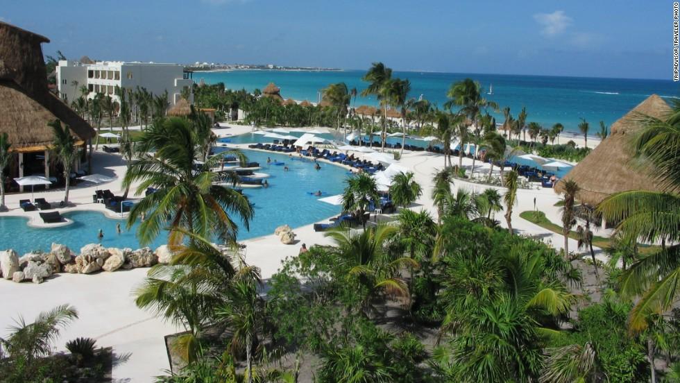 5. Secrets Maroma Beach Riviera Cancun