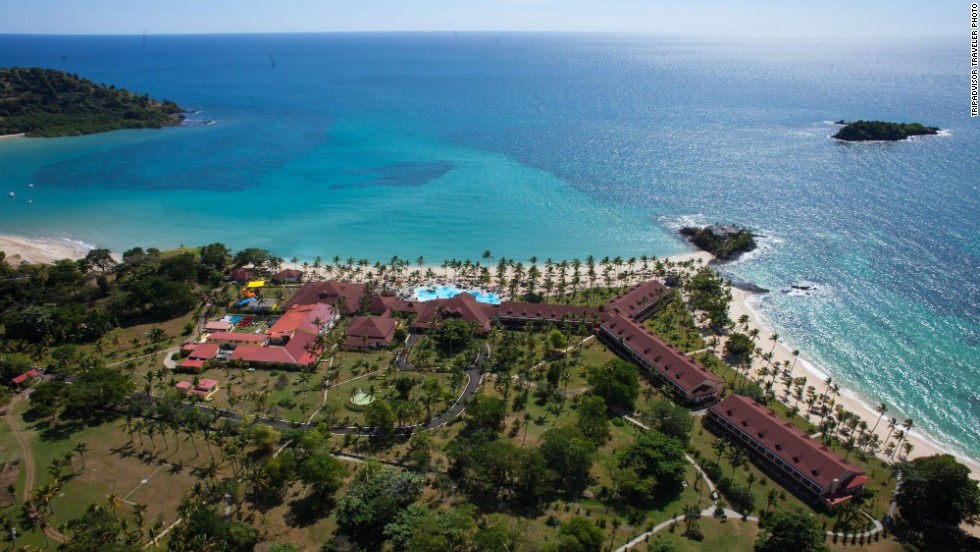 16. Andilana Beach Resort