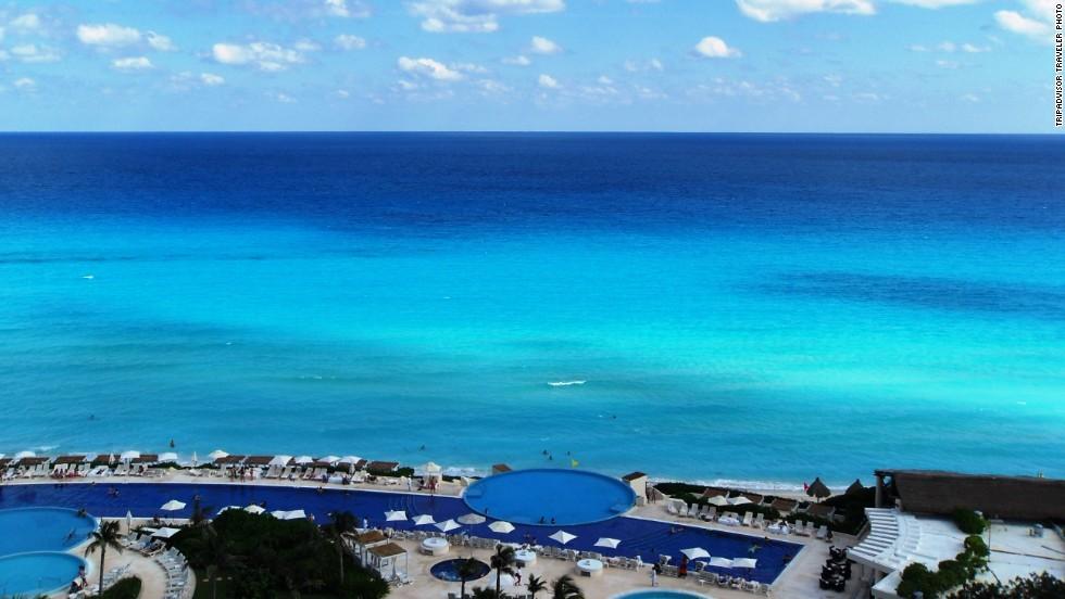17. Live Aqua Cancun, todo incluido