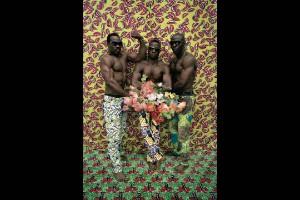 Fisicoculturistas de Benín
