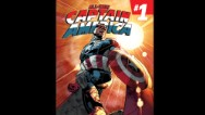 "Sam Wilson, a.k.a. the Falcon, makes his debut as Captain America in the first issue of Marvel's ""All-New Captain America."""