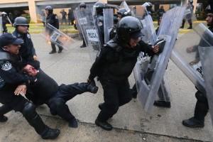 Históricas protestas en México